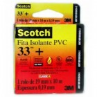 Fita Isolante PVC 33+