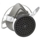 Respirador 3M Série 3000 1/4 Facial 3200 CA 7957