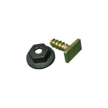 K25 Kit Porca e Parafuso - 14 peças - GM